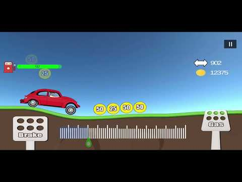 Car Mountain Hill Driver - Climb Racing Game - Best Android GamePlay FHD