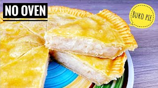 No Oven Buko Pie (without oven buko pie)