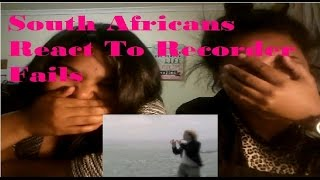 South Africans React To My Heart Will Go On - Recorder By Candlelight By Matt Mulholland