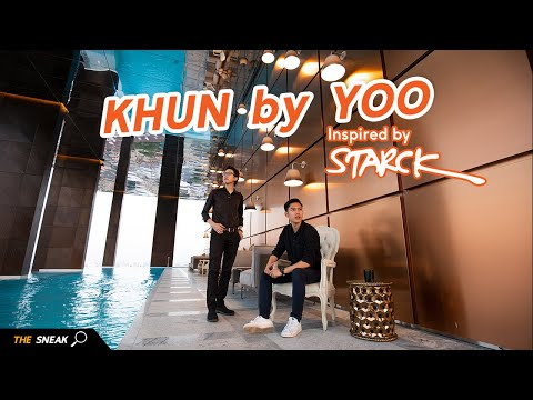 The Sneak EP.56 – KHUN by YOO inspired by Starck