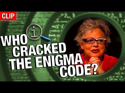 QI: Kdo rozluštil kód Enigmy?