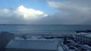 preview picture of video 'Winter in Reykjavík'