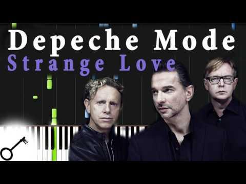 Depeche mode – Strangelove (original Instrumental)