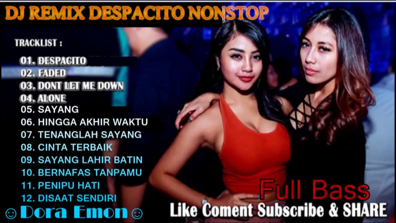 DESPACITO Versi MANTAP JIWA Nonstop Remix  download lagu mp3 Download Mp3 Despacito Nonstop