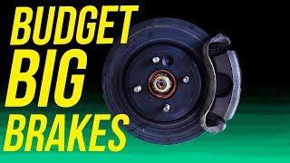 BUDGET BIG BRAKES // Honda Integra