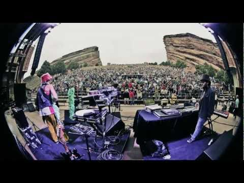 BoomBox Mini Doc - Live At Red Rocks