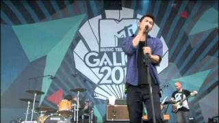 The Temper Trap   Sweet Disposition (MTV Galicia 2010)