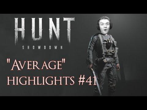 "Hunt Showdown ""Average"" Gameplay Highlights #41"