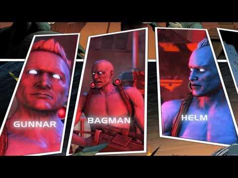 Видео № 1 из игры Rogue Trooper Redux [PS4]