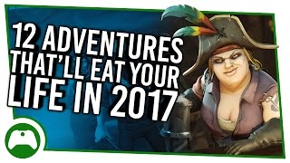 12 Adventure Games That Will Eat Your Life In 2017
