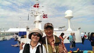 北歐五國一次全覽芬蘭 瑞典 冰島 丹麥 挪威之旅2016.5.19-30HD短片