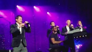 98 Degrees *The River* - Cincinnati - Christmas 2017