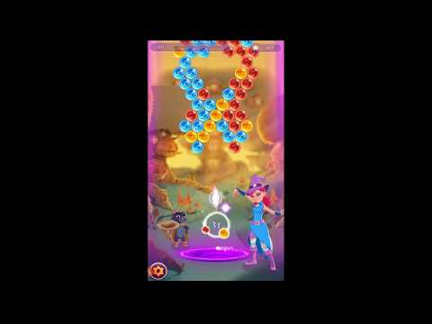 Bubble Witch Saga 3 - A bubble shooting puzzle game for Android