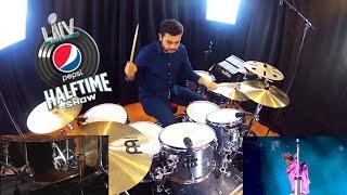 Super Bowl LIV FULL Halftime Show | Shakira - J.Lo | Drum Cover - Benny Bürklin