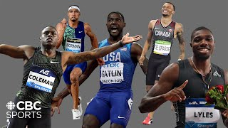 Who's The Fastest Man in the World Now? | CBC Sports