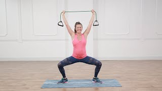 20-Minute Full-Body Pregnancy Workout