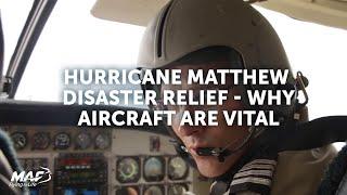 Hurricane Matthew - Winds and rain lash Haiti and the US