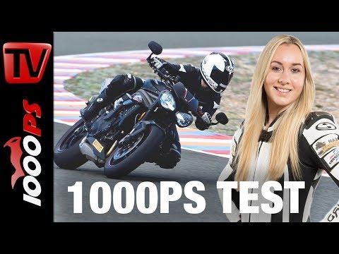 Triumph Speed Triple RS Test 2018 - Die Legende im neuen Glanz