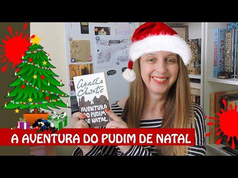 A aventura do pudim de Natal (Agatha Christie) | Portão Literário