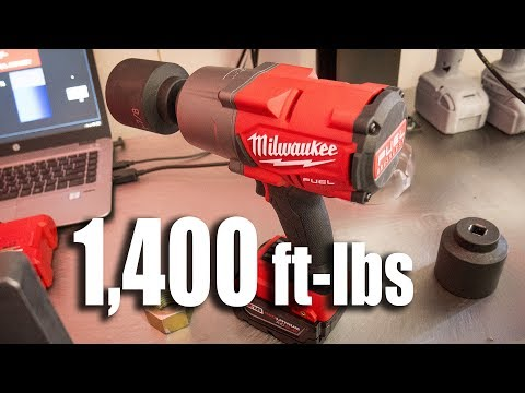 IPEW 400 RQ High Torque Impact Wrench