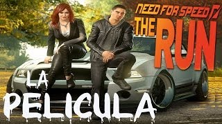 Need For Speed The Run  La Pelicula Full Español  HD 720p Movie Game Por Marval YouGames