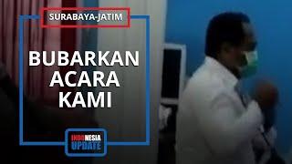 Sosok Polisi yang Viral Bubarkan Acara KAMI saat Gatot Nurmantyo sedang Pidato, Ini Identitasnya