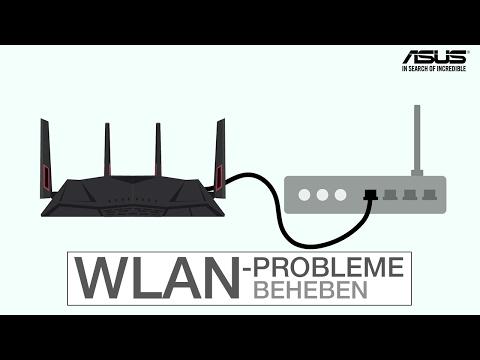 Keine WLAN-Probleme mehr dank ASUS-Router