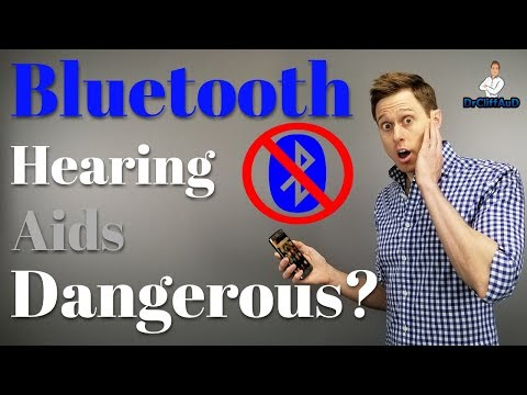 Are Bluetooth Hearing Aids Safe?