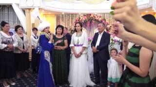 Сынсу Кыз узату , Кыз узату тойы,  Алматы. Акжибек шоу+7 (747) 350-98-56