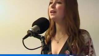 Hayley Westenra -  Scarborough Fair (with acoustic guitar)