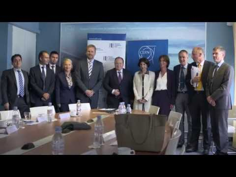 EU invests €230 million in breakthrough physics research at CERN