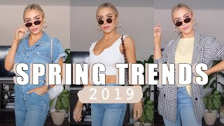 2019 Spring Fashion Trends + How I Style | @thestyledseed