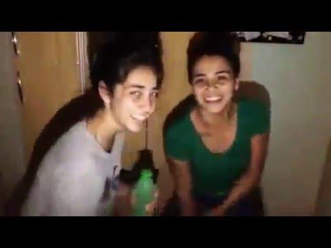 Lilian e Laila Dançando!! Gorgon City