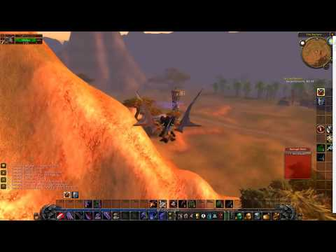 Nostalrius PvE Vanilla WoW Leveling Prot Warrior lvl20+ Come