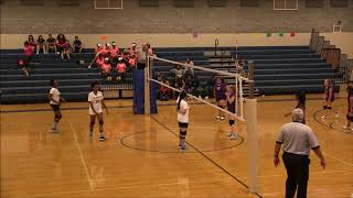 Davis ,emerson vs. eastwood ,middle school, volleyball,tuscaloosa ,cottondale .alabma  2017