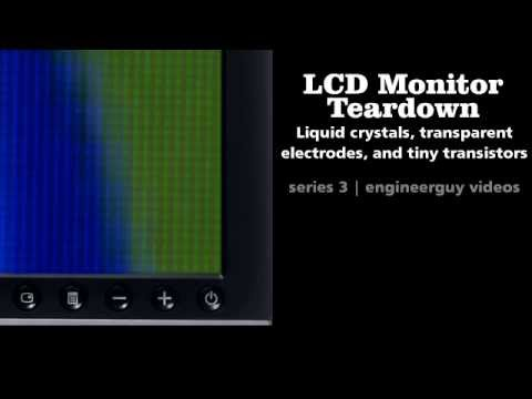 how lcd monitors work. Black Bedroom Furniture Sets. Home Design Ideas