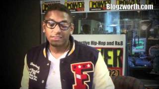 RB singer Lloyd Talks About The Industry  360 Deals