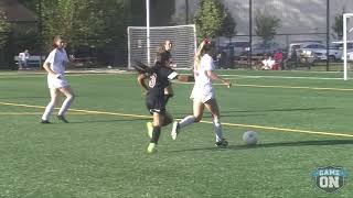 Video: Germantown Academy Girls Shut Out the Hun School