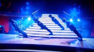 Смотреть онлайн Номер Цирка дю Солей: шоу Майкла Джексона