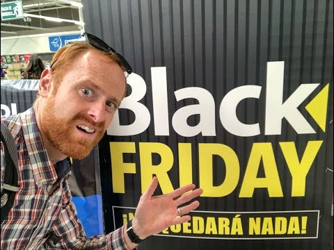 BLACK FRIDAY IN CHILE?!?!?! | S.02 Ep.88
