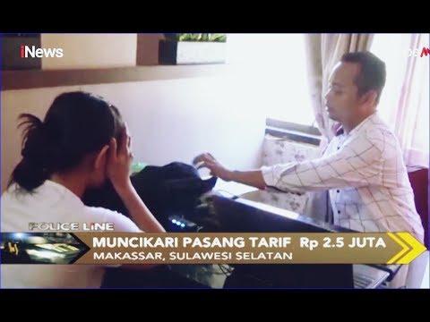 Muncikari di Makassar Ditangkap Usai Jual Siswi SMA via Medsos - Police Line 21/09