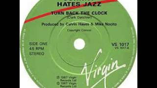 """Turn Back The Clock"" - Johnny Hates Jazz (1988 Virgin)"