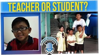 Teacher Mistaken for Student Because He Looks So Young (ft. Hok)