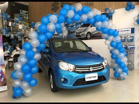 All-New 2017 Suzuki Cultus| Complete Review| Startup| Pakistan