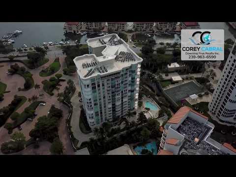 Park Shore Bay Shore Place Real Estate Flyover in Naples, Florida