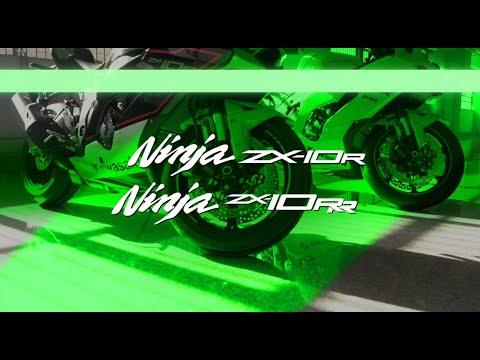 2021 Kawasaki Ninja ZX-10R ABS in Bear, Delaware - Video 1