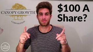 Canopy Growth to $100?   The Investors Herald