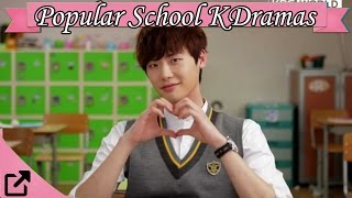 Top 25 Popular School Korean Dramas 2016 All The Time