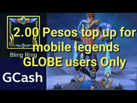 Mobile Legends 2.00 Pesos Top up - no need codashop