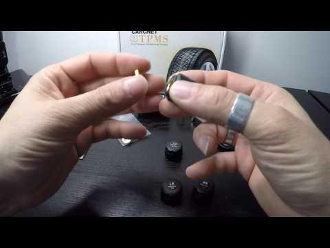 CARCHET TPMS controllo pneumatici(recensione ITA)